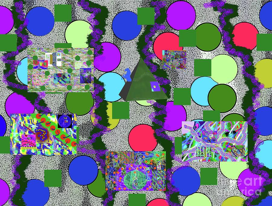 4-8-2015abcdefghijkl Digital Art by Walter Paul Bebirian