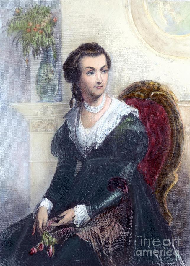 18th Century Photograph - Abigail Adams (1744-1818) by Granger