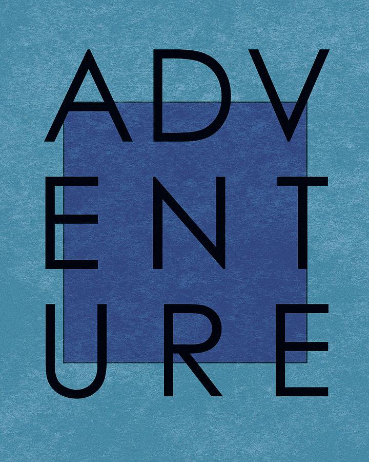 Adventure Mixed Media