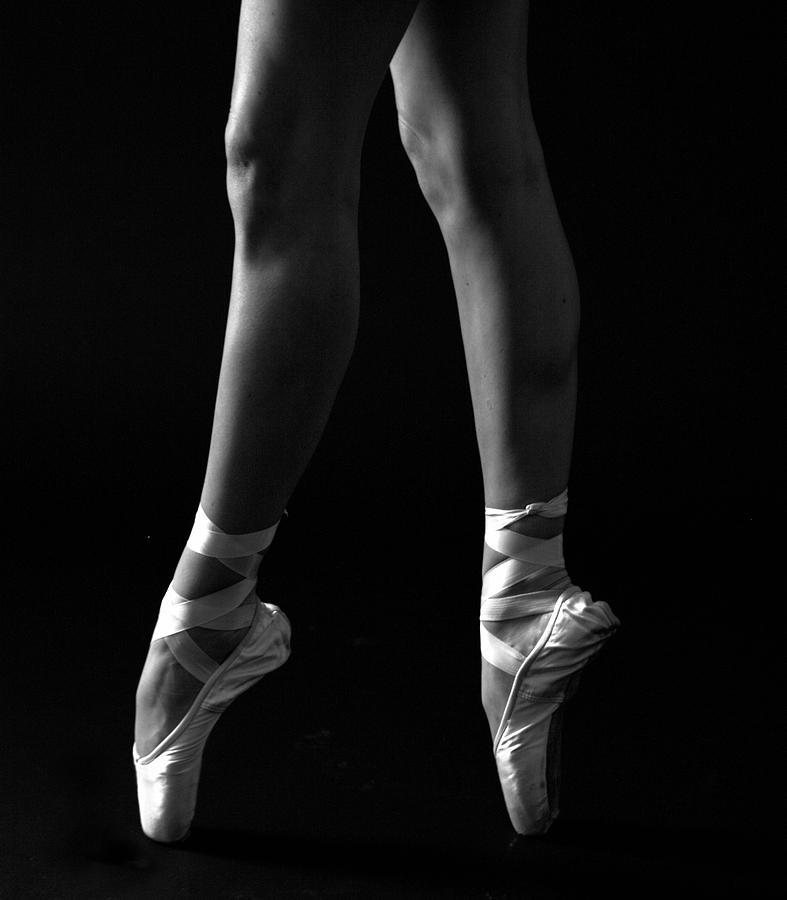 Ballerina Photograph - Ballerina by Hugh Smith