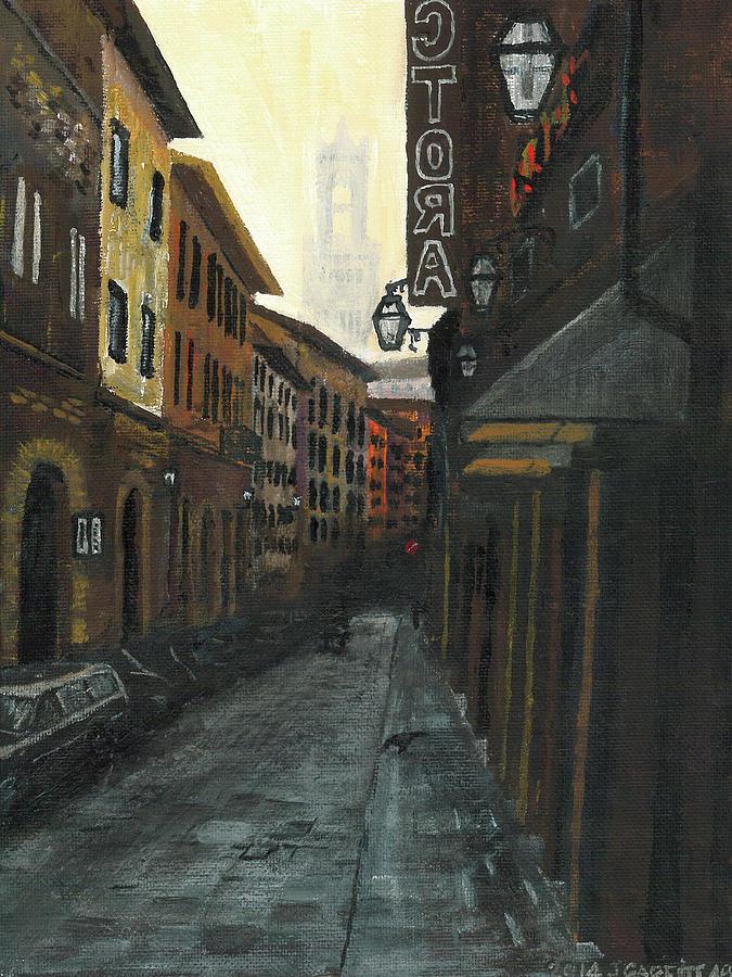 4 Borgio dei Greci by John Garfitt