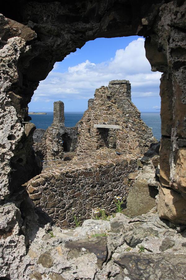 Castle Photograph - Dunluce Castle Northern Ireland by Pierre Leclerc Photography