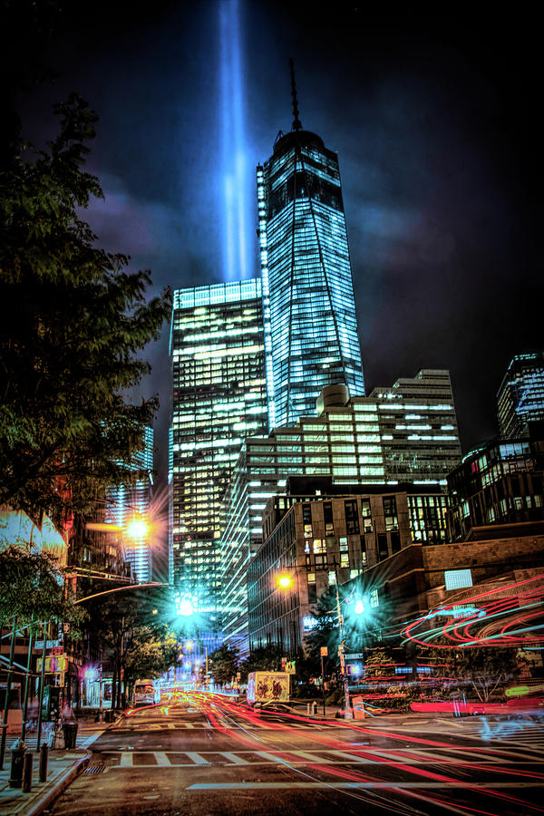 Freedom Tower by Theodore Jones