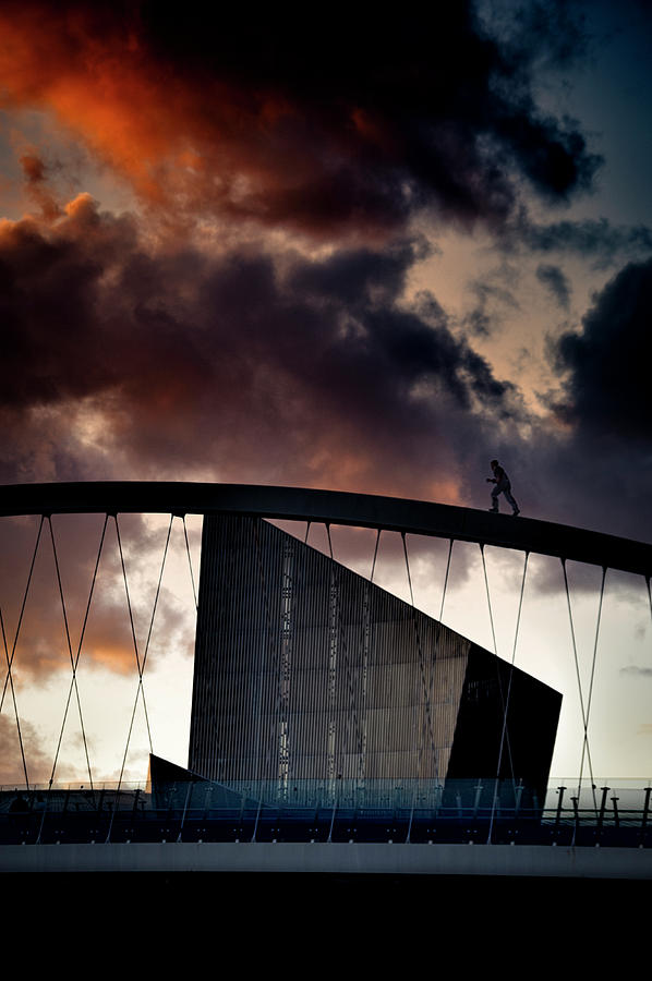 Imperial War Museum North by Neil Alexander Photography