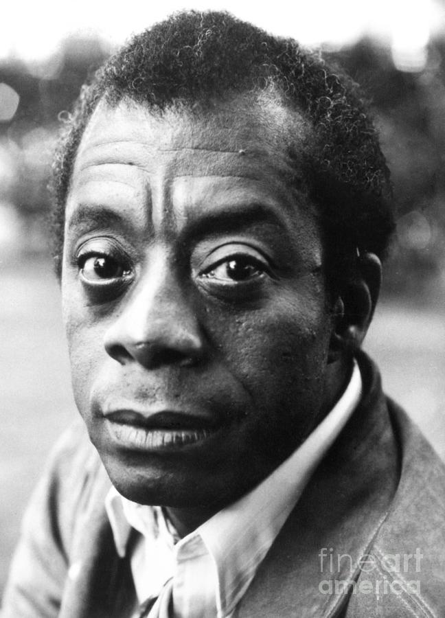20th Century Photograph - James Baldwin by Granger