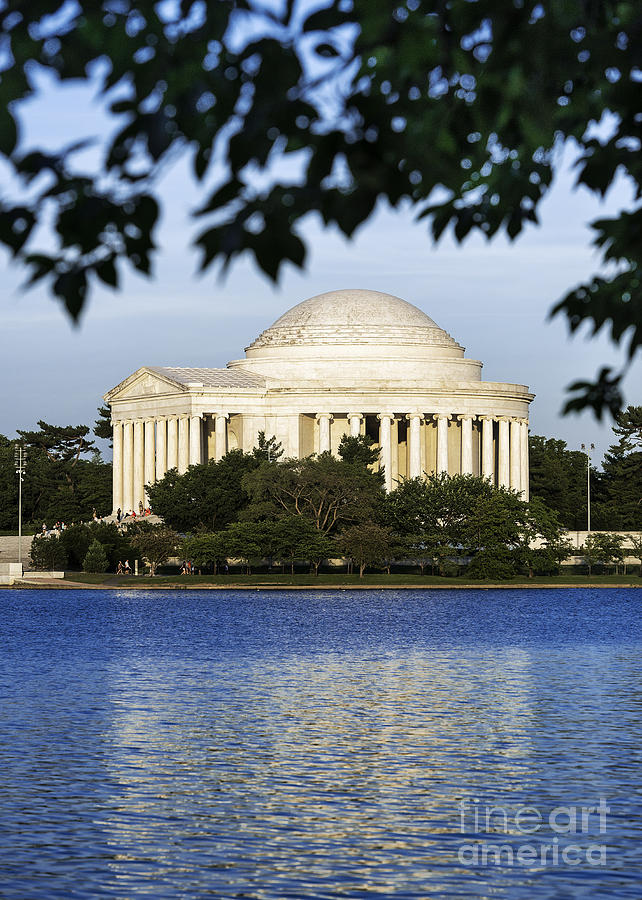 America Photograph - Jefferson Memorial by John Greim