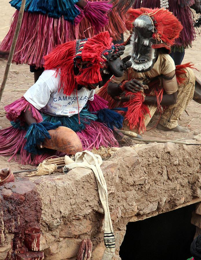 Geography Photograph - Koundou Dogomo 2007 by Huib Blom