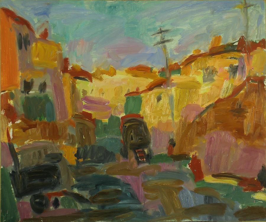 Summer Painting - Rostov by Robert Nizamov