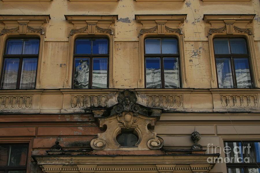 Riga Photograph - Magnificent Riga  by Valia Bradshaw