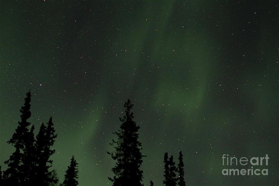 Aurora Photograph - Northern Glow by Rick  Monyahan