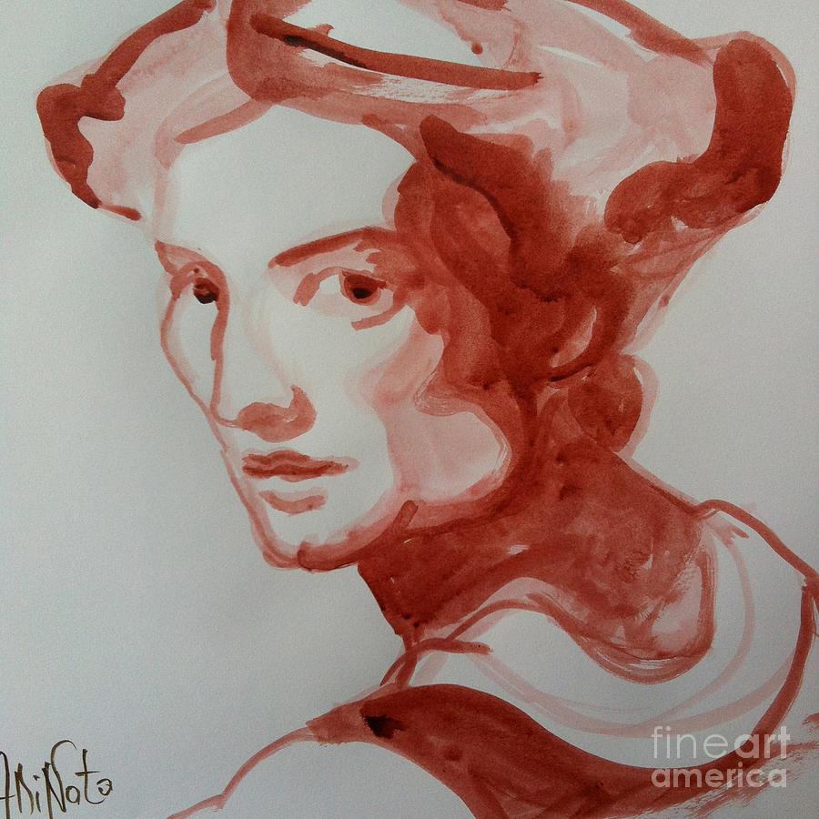 Portrait by Alessandra Di Noto