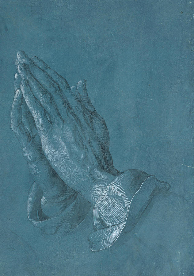 2fb9db4cedb6 Praying Hands. Praying Hands by Albrecht Durer ...