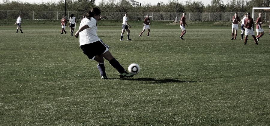Sports Photograph by Blake Pereira