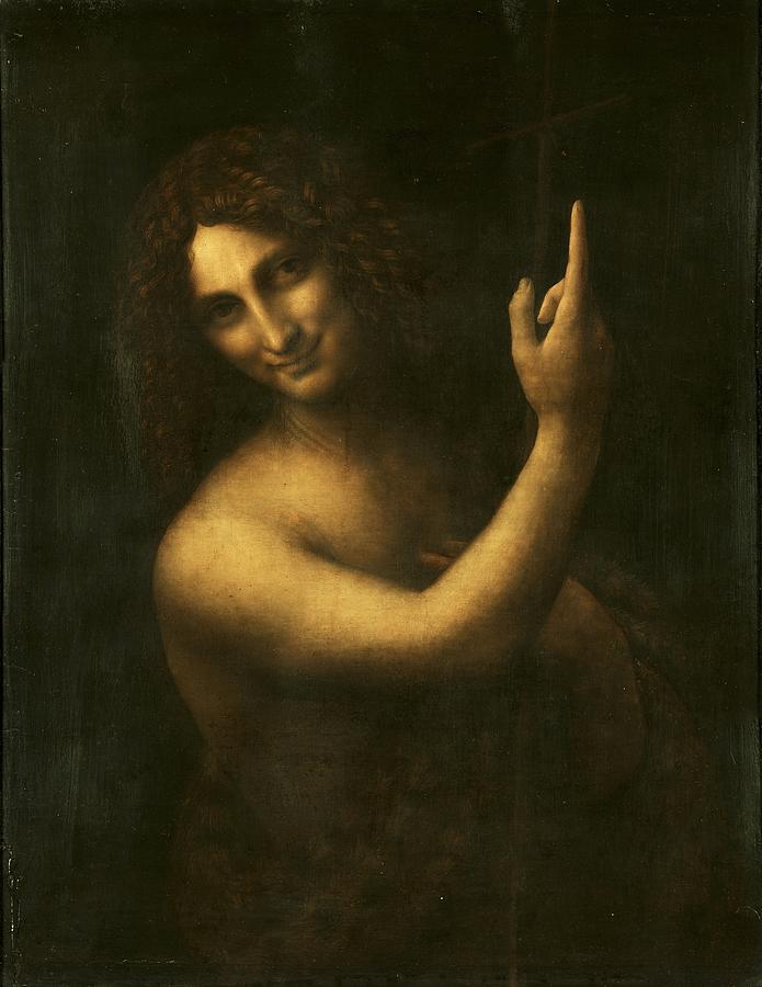 St. John The Baptist Painting