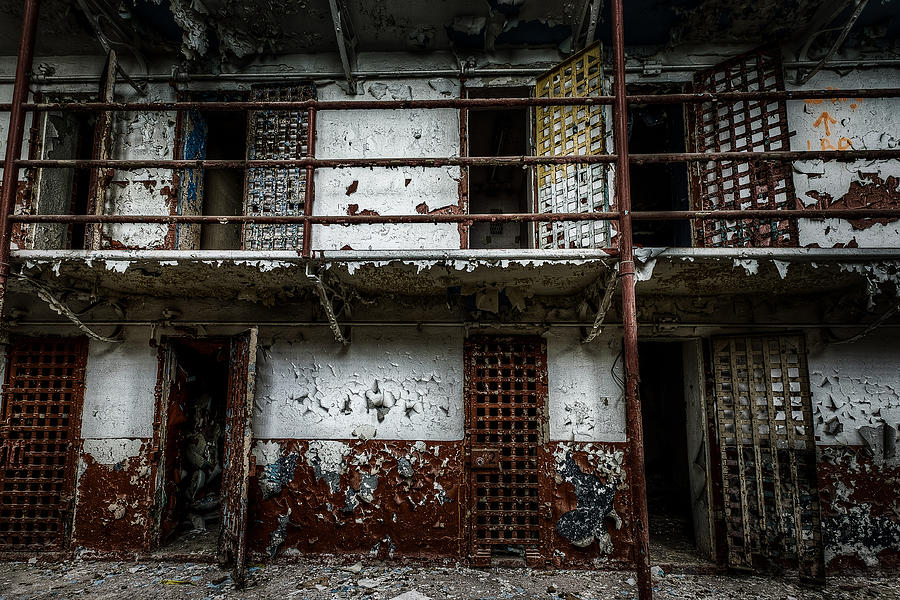 Tennessee State Penitentiary Photograph