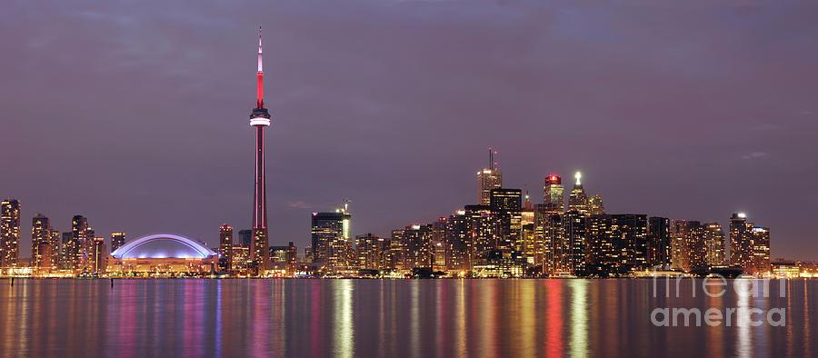 Toronto Photograph - The City Of Toronto by Oleksiy Maksymenko