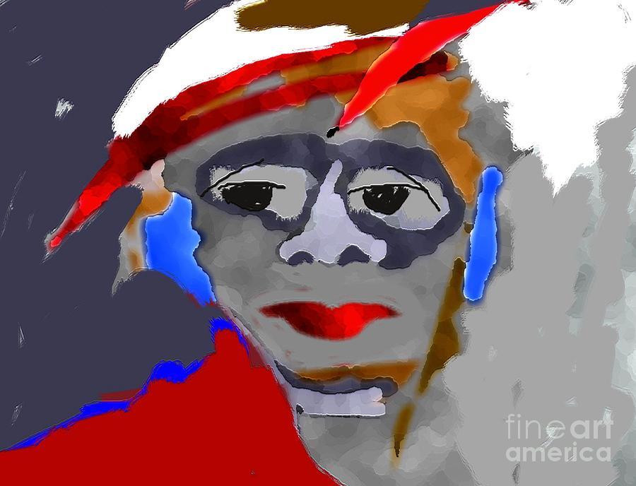 Woman Digital Art - Untitled  by Mimo Krouzian