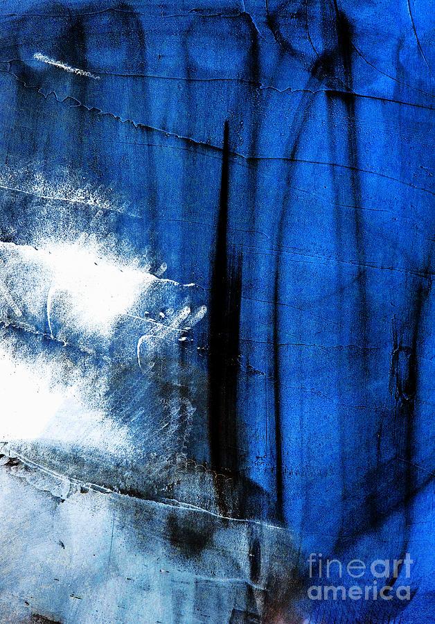 Dark Blue Photograph - Untitled by Vadim Grabbe