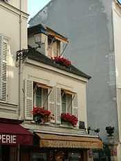 Paris Photograph - Sacred Heart Home by Stephanie Elenbaas
