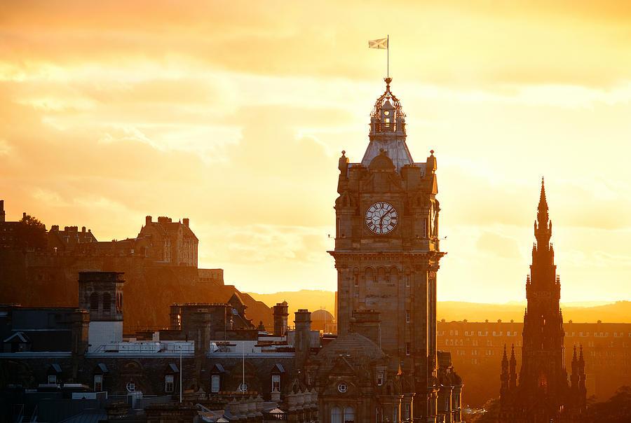 Edinburgh Photograph