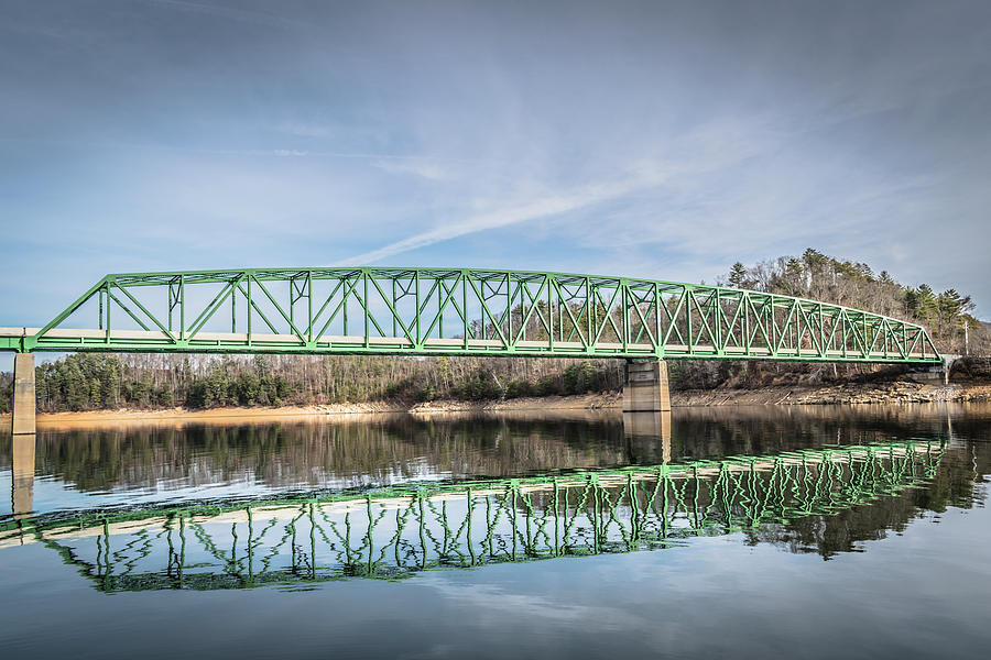 421 Bridge Photograph