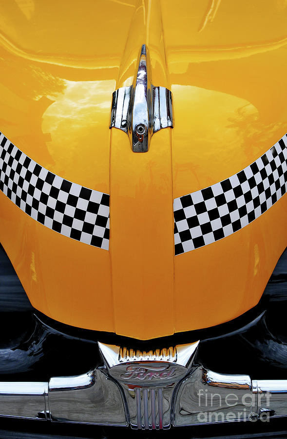 '46 Ford Taxi by Lyle  Huisken