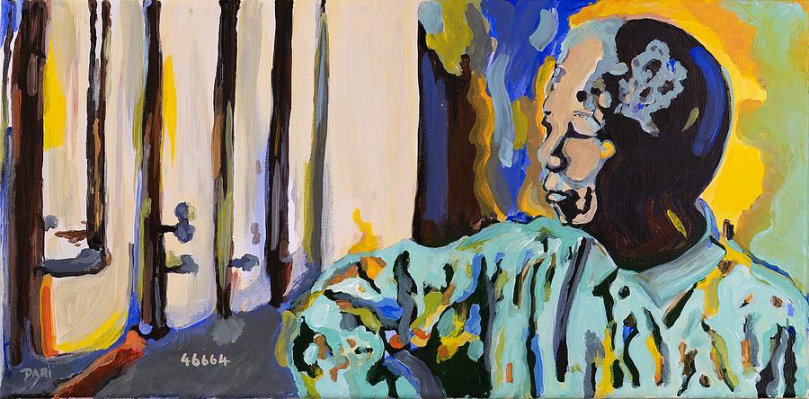 Civil Rights Painting - 46664 by Dari Artist