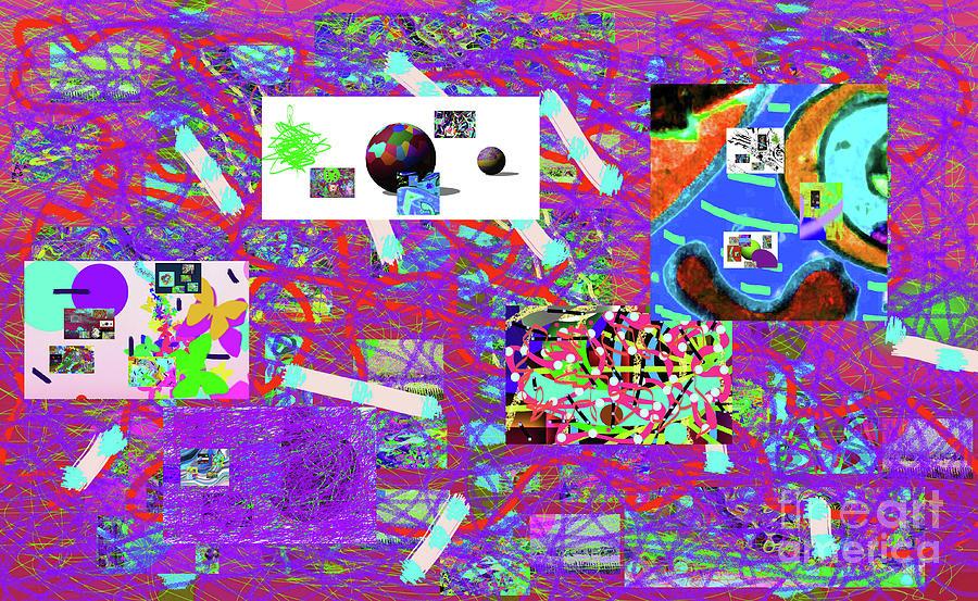 5-3-2015gabcdefghijkl Digital Art by Walter Paul Bebirian