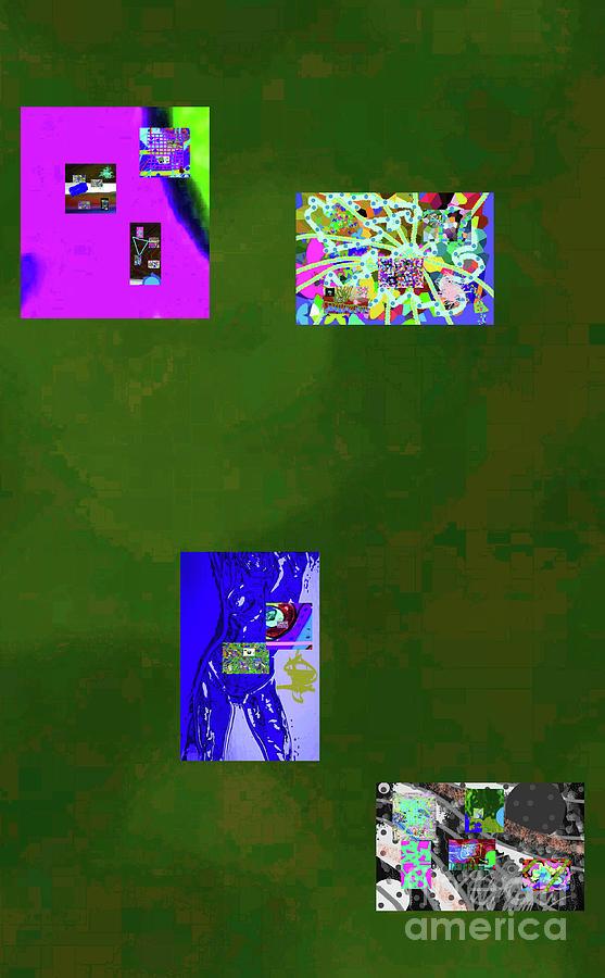 5-4-2015fabcdefghij Digital Art by Walter Paul Bebirian