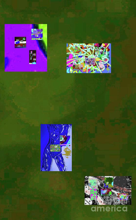 5-4-2015fabcdefghijk Digital Art by Walter Paul Bebirian