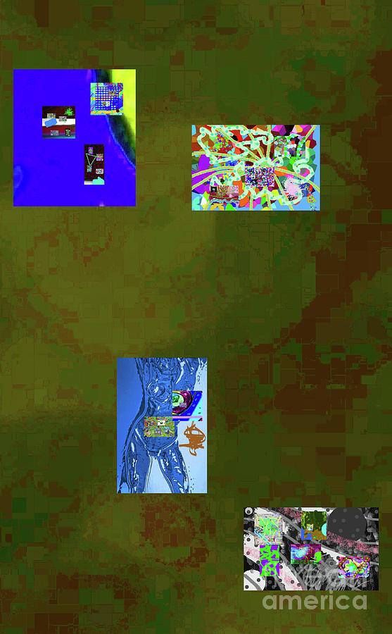 5-4-2015fabcdefghijklm Digital Art by Walter Paul Bebirian