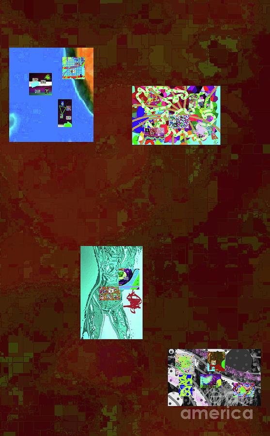 5-4-2015fabcdefghijklmnopq Digital Art by Walter Paul Bebirian