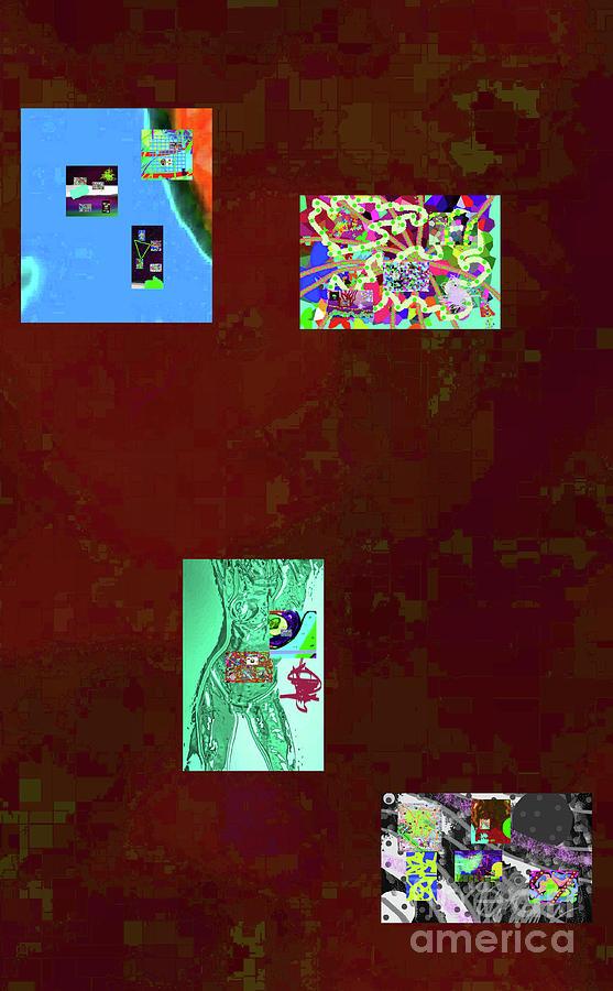 5-4-2015fabcdefghijklmnopqr Digital Art by Walter Paul Bebirian