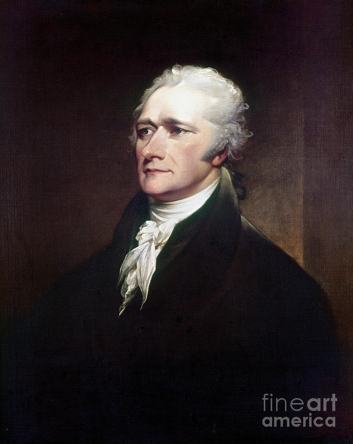 1806 Photograph - Alexander Hamilton by Granger