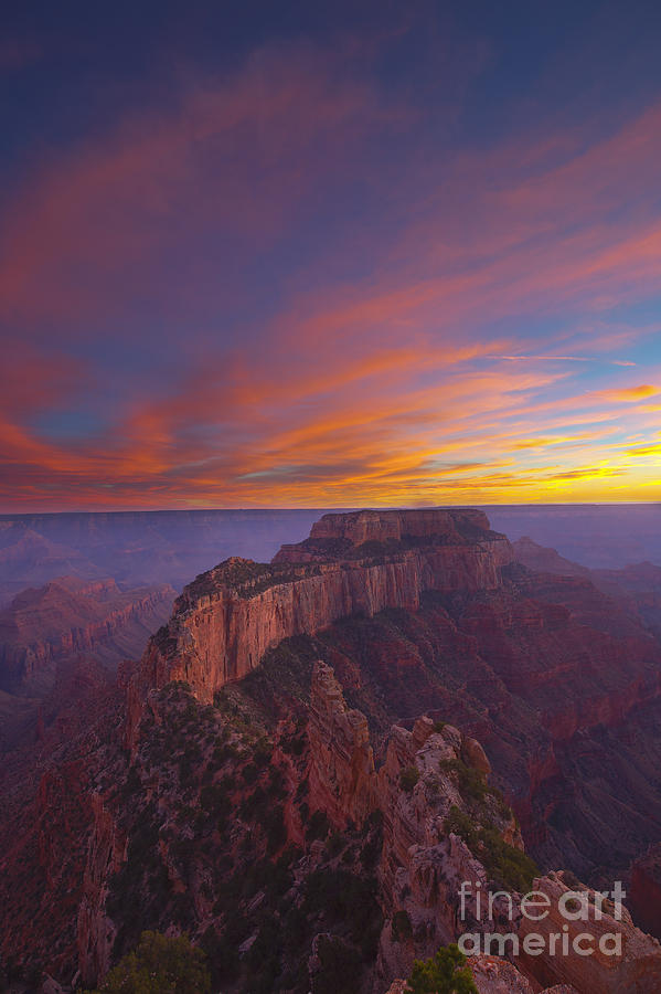 Grand Canyon by Shishir Sathe
