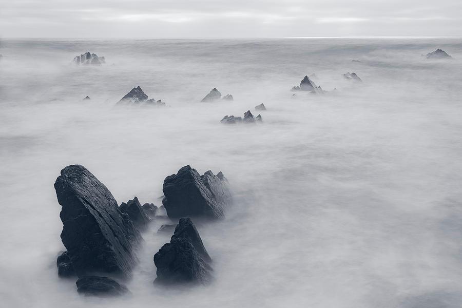 North Devon Photograph - Hartland Quay - England by Joana Kruse