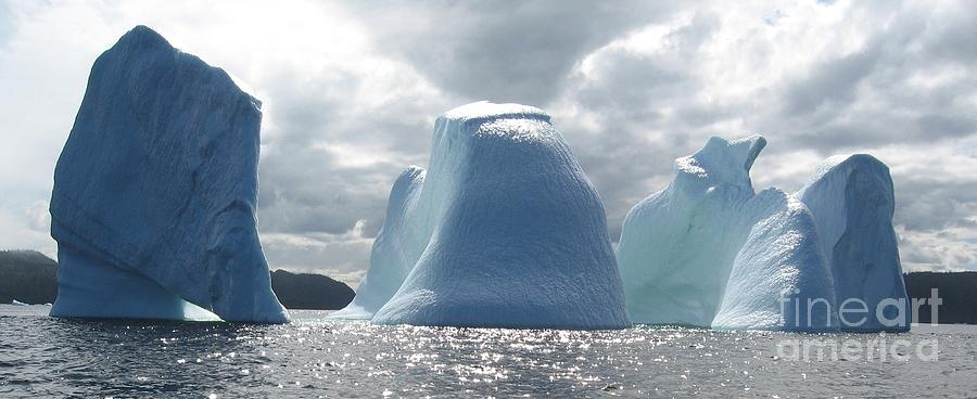 Iceberg Photograph by Seon-Jeong Kim