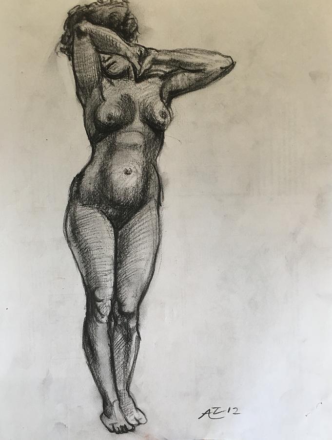 Masterstudy Drawing by Alejandro Lopez-Tasso