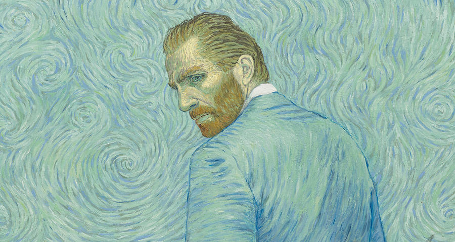 Vincent Painting - Our Loving Vincent by Anna Kluza