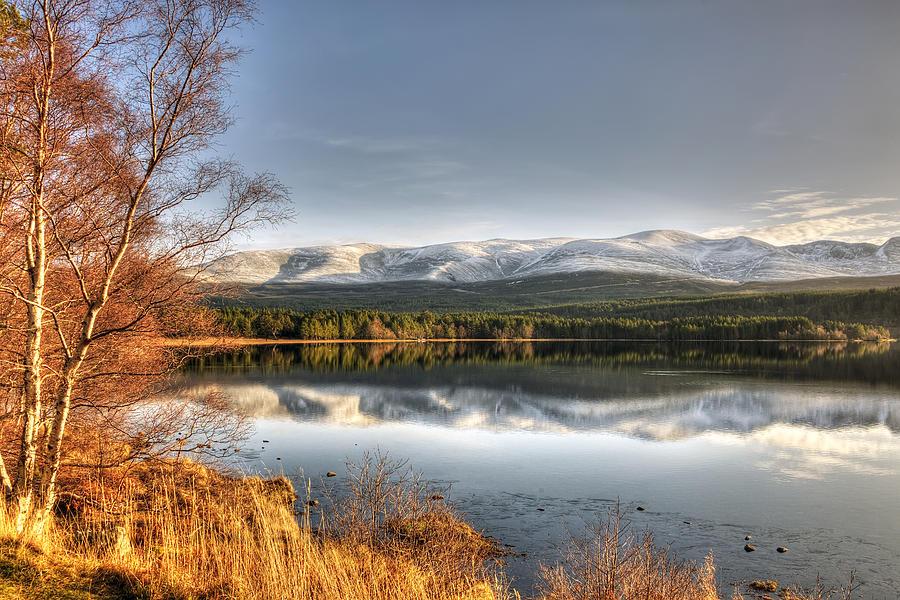 Scotland by Gouzel -