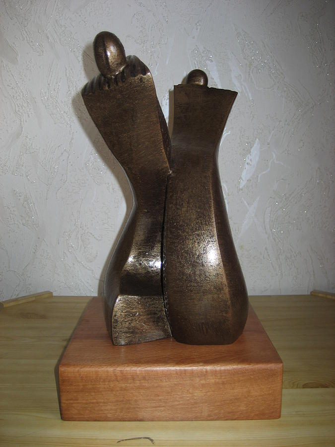 Unity Sculpture - Unity In Diversity by Marshall Agbo