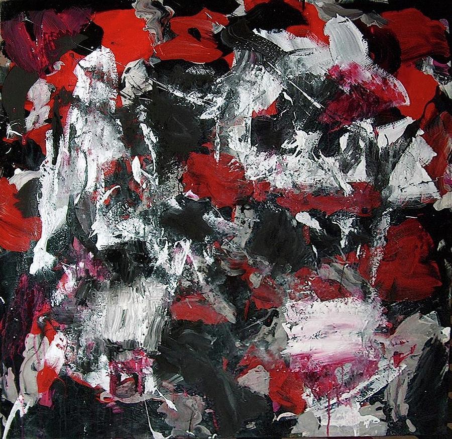 Untitled Painting by Salvo Illuminato