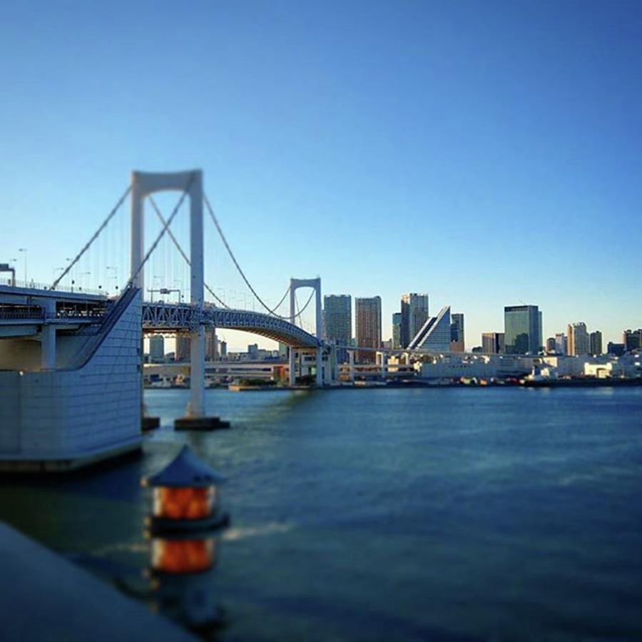 Bridge Photograph - Instagram Photo by Bow Sanpo