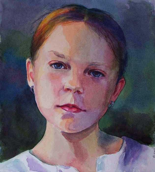 A Painting by Ruth Ann Sturgill