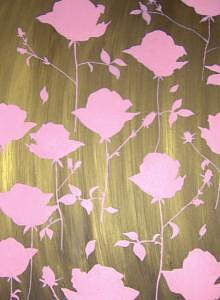 Roses Painting - Roses by Haley Sullivan