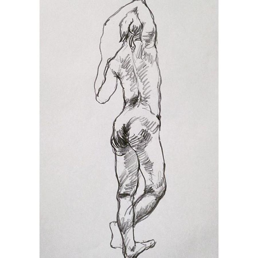 Body Photograph - Figure by Naoki Suzuka