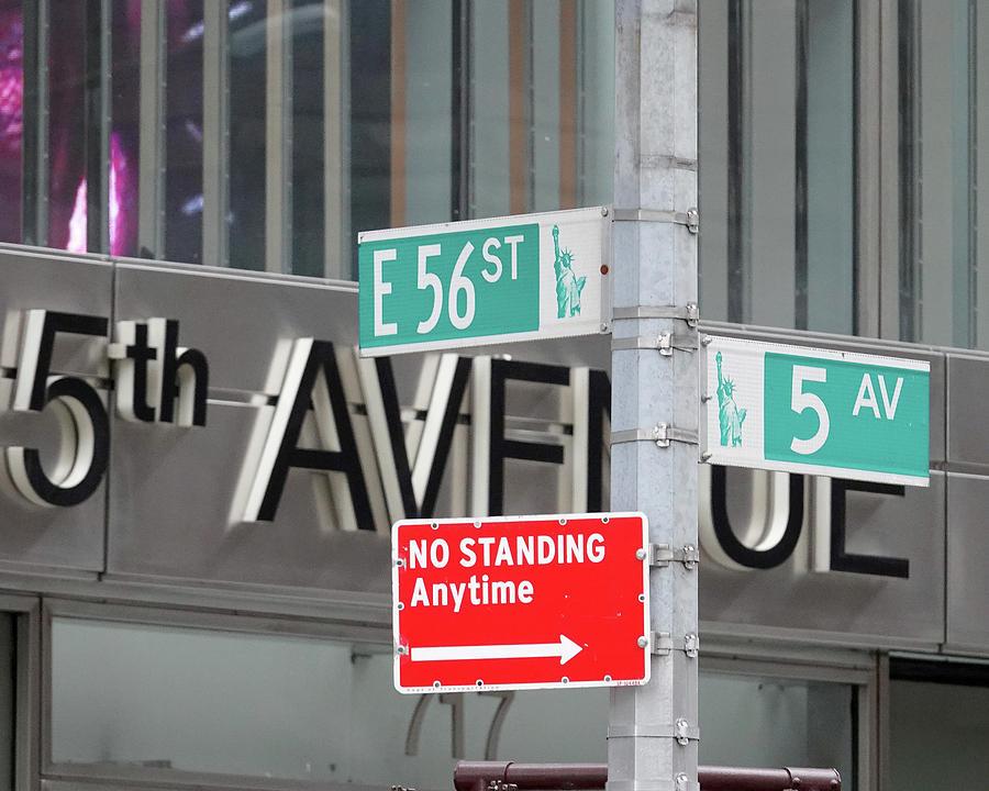 5th Avenue Digital Art