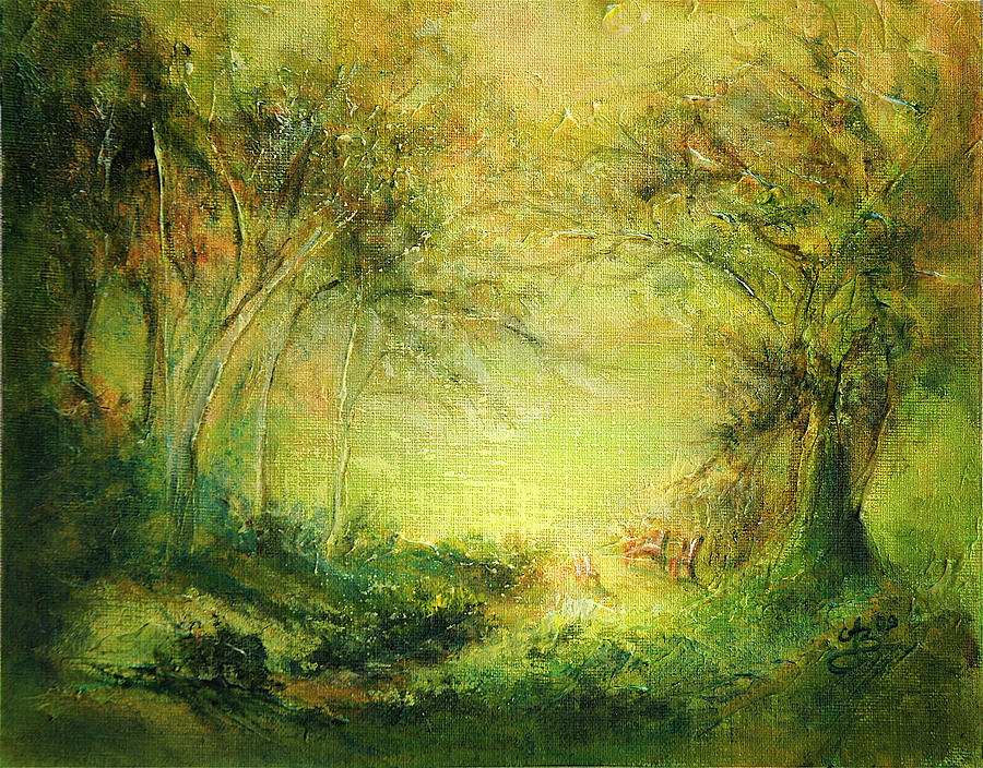 6 Painting by Aneta  Berghane
