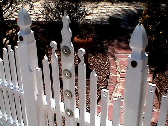 Fences Sculpture - Architectural Art by Maurize Rios