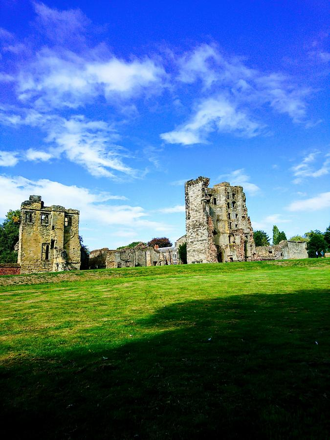 English Heritage Photograph - English Heritage  by Remi G